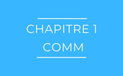 Les enjeux et les concepts de base de la communication